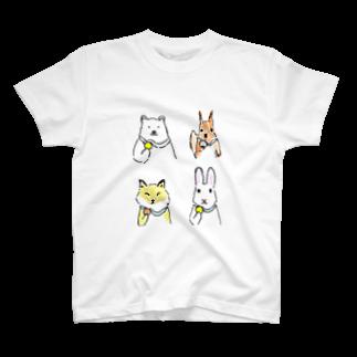 kenji4989のメダリスト T-shirts