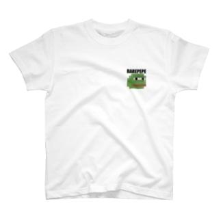 RAREPEPEのTシャツ(ドット) Tシャツ