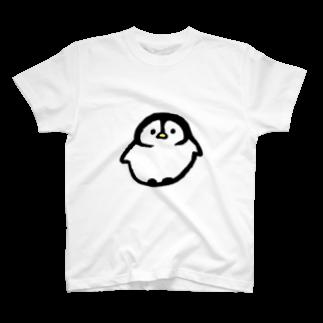 といすのぺんぎんくん T-shirts