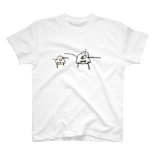 ヒト T-shirts