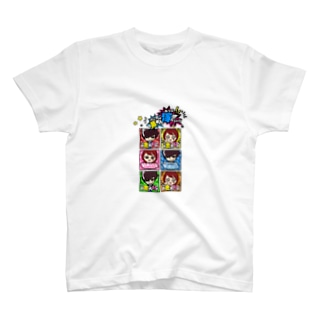POP♥VANILLA T-shirts