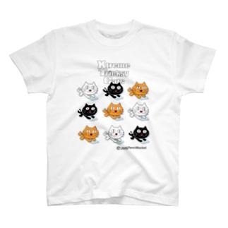 ネコ兄弟 tXTC_33 T-shirts