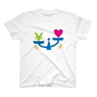 天秤 T-shirts