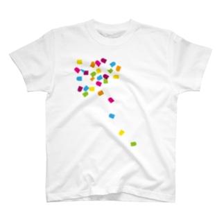 カプセル T-shirts