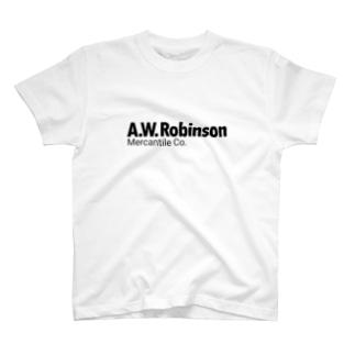 A.W.Robinson Mercantile Co. T-shirts
