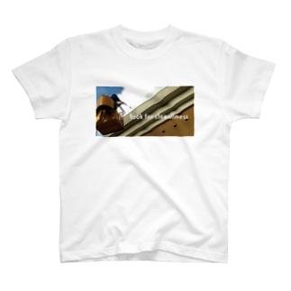 高圧洗浄 T-shirts