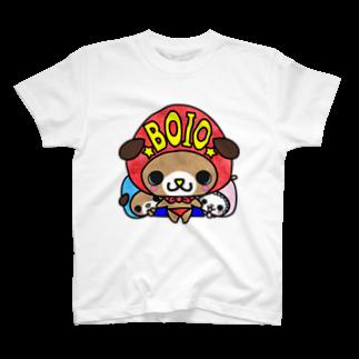 yucca-ticcaのぼいお T-shirts