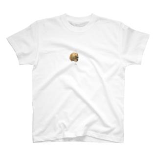 リアルうさちゃん T-shirts