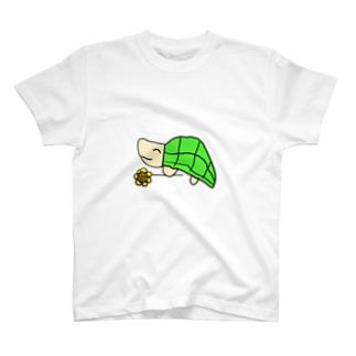 かめさん T-shirts