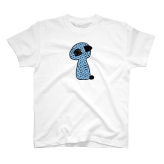 見るねこ T-shirts