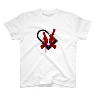銃と鍵と T-shirts
