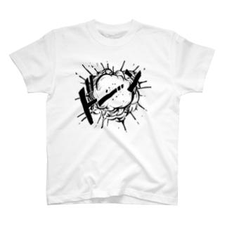 爆破。 T-shirts