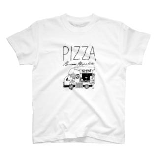カプリの丘 Tシャツ T-shirts