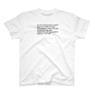 MESSAGE🗯 Tシャツ