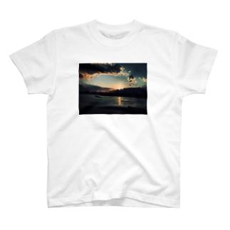 No.4〜蒼〜 T-shirts