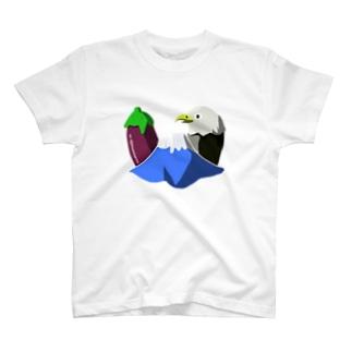 初夢 T-shirts