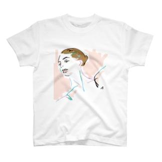 美女55 Tシャツ