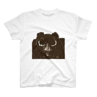 鉄子ちゃん② T-shirts