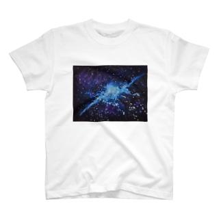 銀河 T-shirts
