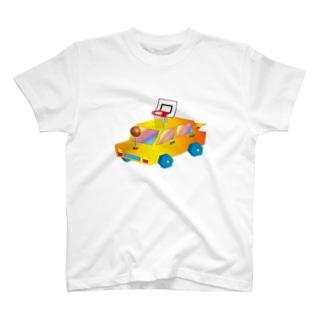 スポーツカー T-shirts