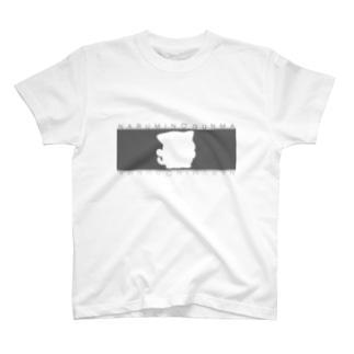 シルエットシリーズ(*^^*) T-shirts