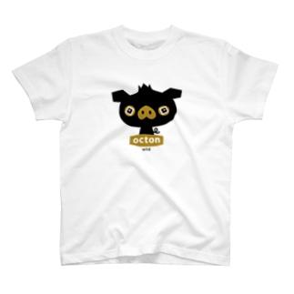 octon #wild T-shirts