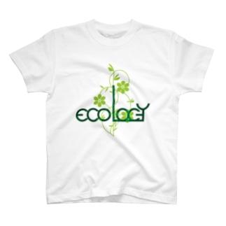 ECOLOGY T-shirts