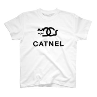 安眠 CATNEL 2018夏モデル T-shirts