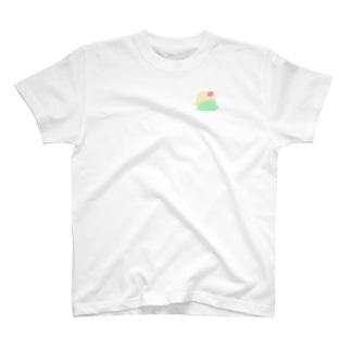 きらきらしゅわわなクリームソーダ T-shirts