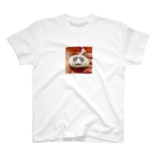 にんにく T-shirts
