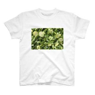 ねぎ T-shirts