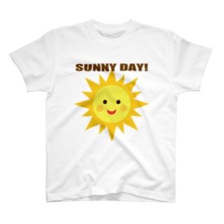 SUNNY DAY! T-shirts