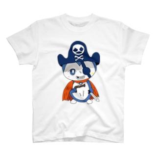 海賊ペンギン T-shirts