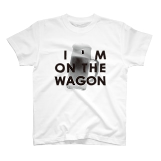 I'M ON THE WAGON T-shirts