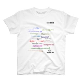 ランダム英文 T-shirts