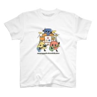 marusankakushikaku T-shirts