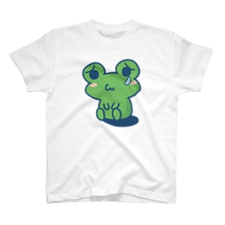 HOP STEP CUTE FROG T-shirts