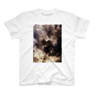 黒煙 T-shirts