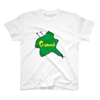 ぐんま T-shirts