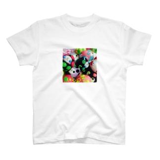 NEW もぐもぐシリーズ T-shirts