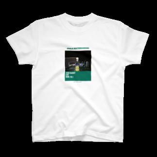 大河のZion goods T-shirts