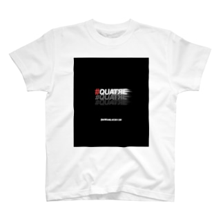 #QUATRE T-shirts