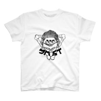 monster three eyes T-shirts