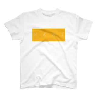 ハルカミライ(HKRI) T-shirts