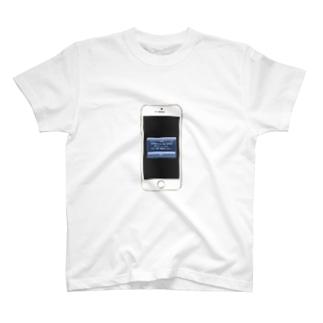 アイフョーン T-shirts