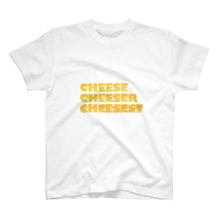 CHEESEST T-shirts