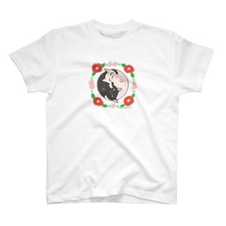 なごみまくらコラボデザイン T-shirts