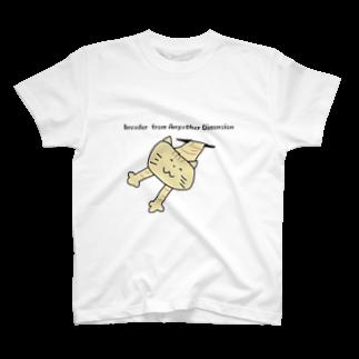 ぺろりんのインベーダー T-shirts