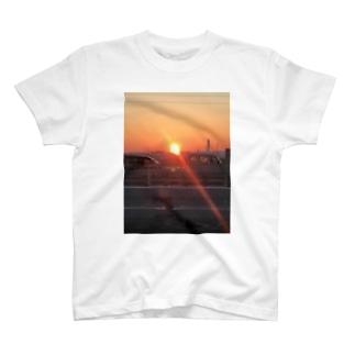 夕陽Tシャツ T-shirts