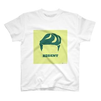 リーゼント 別カラーver. T-shirts